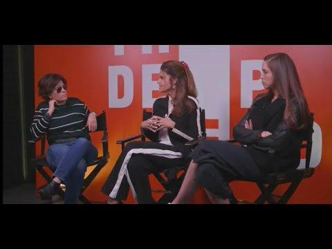 Maria Shriver and Christina Schwarzenegger discuss their new Netflix doc,