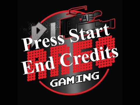 Di-RREC GAMING PRESS START END CREDITS: CALM BEFORE THE STOR