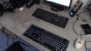 Делаем подсветку клавиш на беспроводной клавиатуре своими руками (часть-1)(, 2014-11-19T10:22:07.000Z)