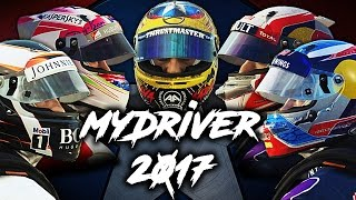 MAKE HISTORY - F1 MyDriver CAREER S3 MONTAGE - FINALE TRAILER