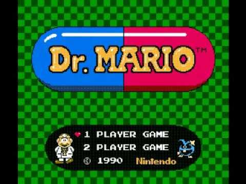 Dr. Mario (NES) Music - Fever Theme