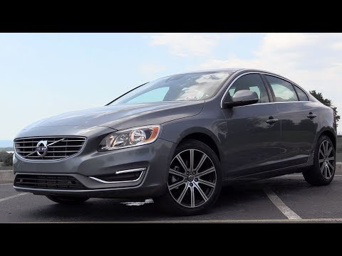 2017 Volvo S60: Review