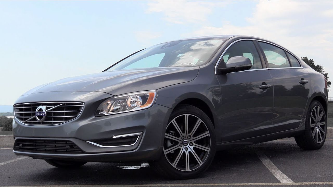 2017 Volvo S60 Review You