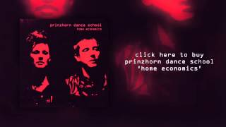 "Prinzhorn Dance School ""Let Me Go"" (Official Audio)"