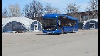 """Будет ли электробус """"Волгабаса"""" экономичнее дизельных и газомоторных автобусов?"""