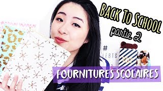 Back to School •Haul fournitures scolaires HEMA | LilieNetwork