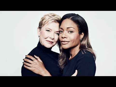 Annette Bening & Naomie Harris  Actors on Actors  Full Conversation