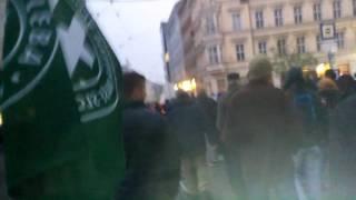 Pochod 17. listopad 2016 v Brně