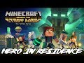 HERO IN RESIDENCE | MINECRAFT STORY MODE SEASON 2 CHAPTER 1