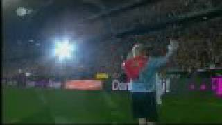 Oliver Kahn - Time To Say Goodbye - his last game 02.09.2008