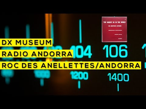Os DX mais raros do mundo - Radio Andorra