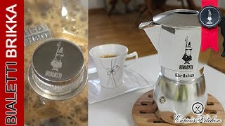 Bialetti BRIKKA Espresso Maker - HOW TO MAKE THE BEST CREMA