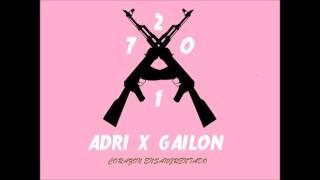 Adri x Gailone- Corazón ensangrentado.