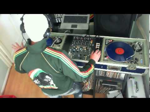 Dj Flex on the King Of Reggae Riddim