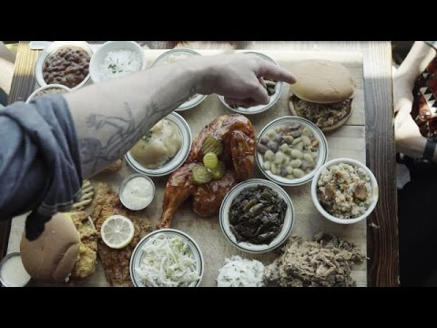 Influencer Journeys: Gabe Kennedy Tries Southern Chinese Food in Asheville, North Carolina