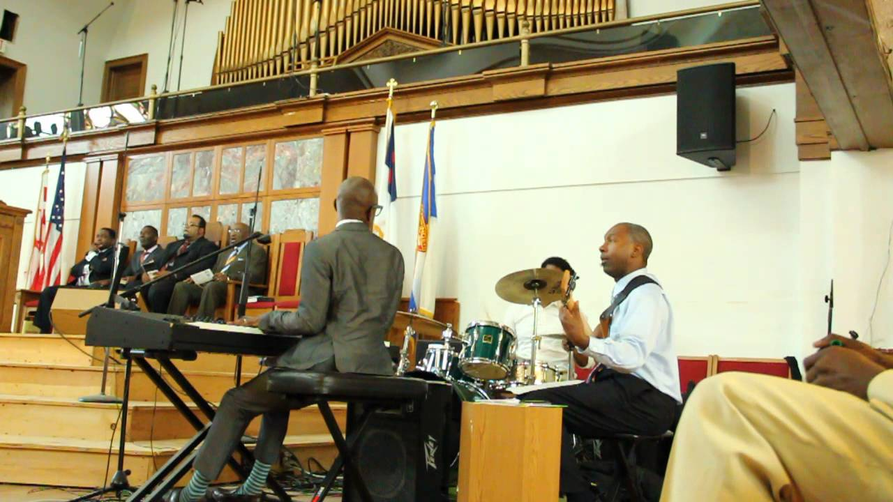 I Am The One - Capitol Hill SDA Church Praise Team - YouTube