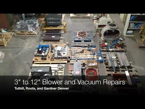 Blower Shop Jobs in Process