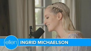 Download Ingrid Michaelson Performs 'To Begin Again'