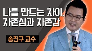 [TV특강] 나를 만드는 차이, 자존심과 자존감 송진구 교수