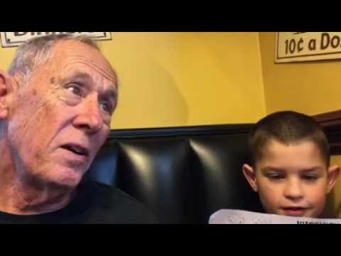 Wesley's interview with Grandpa
