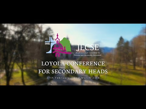 JECSE 2018 ENGLISH JECSE Loyola Conference for Secondary Heads (Loyola 27th February to 2nd March)