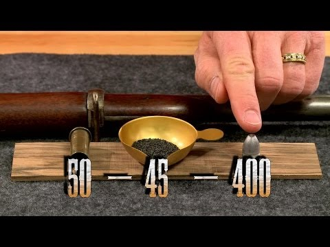 Reloading - How To Load Ammunition For An 1867 Remington Rolling Block In 50-45-400
