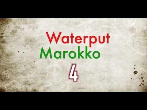 Waterput Marokko project 4 - Rotsgebied! vlakbij stad Safi