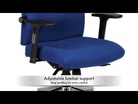 types of office chairs youtube