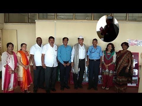 MUMBAI PORT TRUST.  GET-TOGETHER AT VDK FIRE STATION ON 27 APRIL 2018