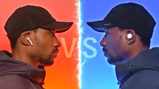 Download SHOWDOWN: Apple AirPods VS Samsung Galaxy Buds! Mp3 and Videos
