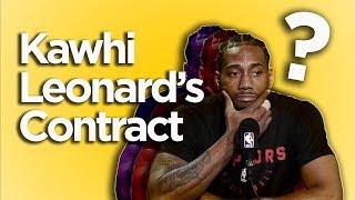 Kawhi Contract: What options are on the table for Kawhi Leonard?