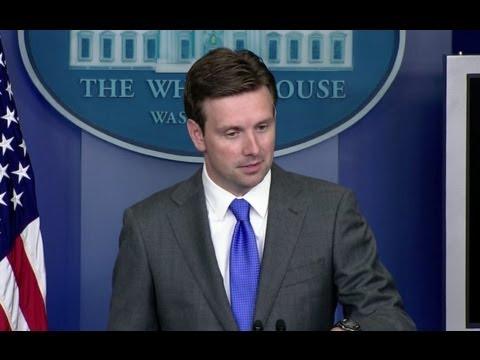 8/19/13: Press Briefing by Deputy Press Secretary Josh Earnest