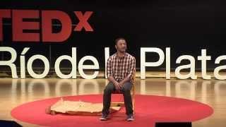 Contando desde los margenes | Jose Luis Gallego | TEDxRiodelaPlata