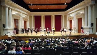 2016-17 LHSMB Band Camp Adult Skit