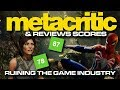 Are Metacritic & Review Scores Ruining the Gaming Industry - Spider-man Shadow of Tomb Raider