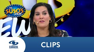 Vanessa de la Torre y Suso presentan el noticiero con estilo caleño | Caracol TV