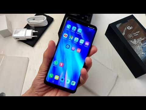 Распаковка LG G7 Thinq Восстановленный флагман