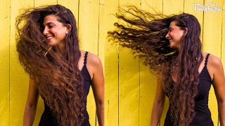 My First Raw Vegan Hair Product Review! ...YOU WON'T BELIEVE IT.