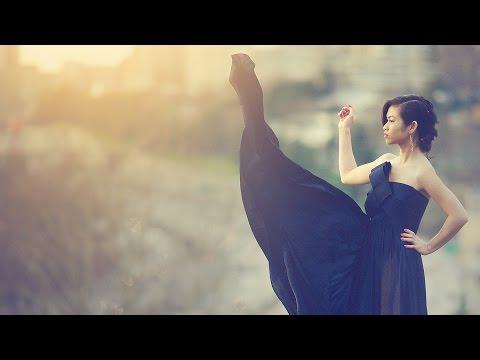 soft light vintage fashion look | photoshop tutorial | photo effects