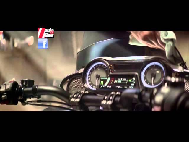 Motocicleta BMW 101 Concept