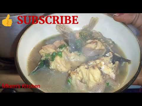 Catfish Pepper Soup Aka Point And Kill
