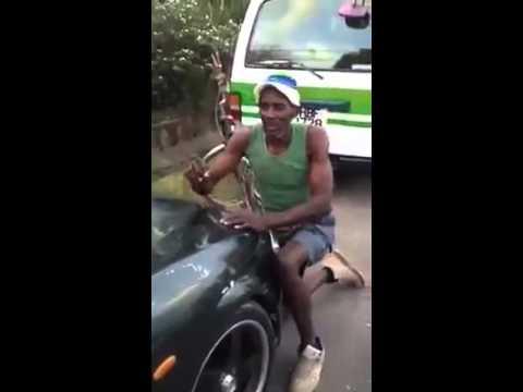 Trinidad man singing hindi song