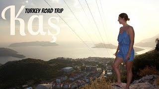 Kaş, Turkey   Travel Vlog 2016   Road Trip