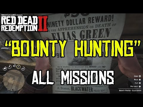 🤠 Red Dead Redemption 2 - All The