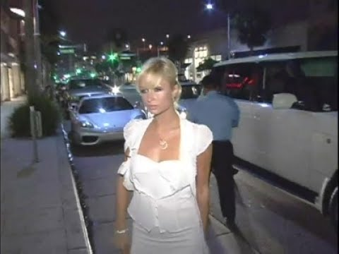 Paris Hilton's New BFF Kim Kardashian 2006