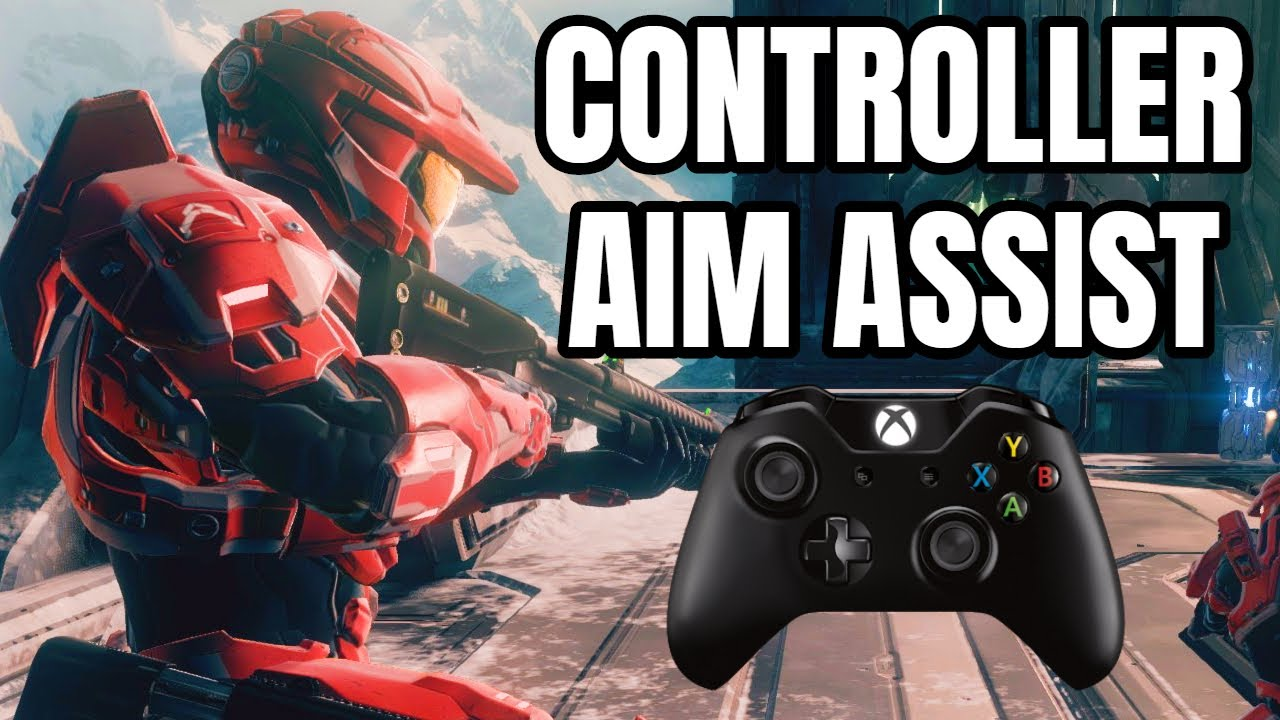 I Can't Believe We're Still Debating Halo's Aim Assist