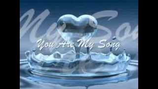 YOU ARE MY SONG  -  Martin Nievera  (w/ Lyrics)