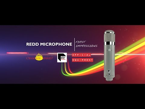 REDD Microphone First Impressions - Chandler Limited - EMI / Abbey Road Studios