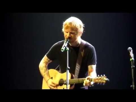 GRADE 8 / DRUNK / HOMELESS   Ed Sheeran   Paris 27.11.2014