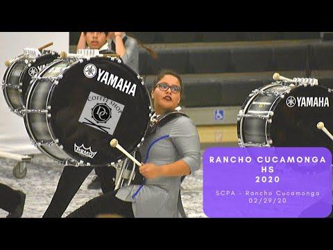 Rancho Cucamonga HS - 2020